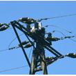 Zderzenia z liniami energetycznymi i porażenia prądem to najczęstsza przyczyna śmierci lotnych bocianów.  (foto P. Szymoński)